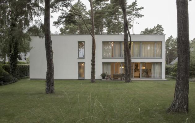 Dom jednorodzinny w Drzonkowie